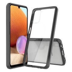 Olixar ExoShield Samsung Galaxy A32 Protective Case - Black