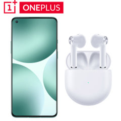 Official OnePlus 9 True Wireless EarBuds - White