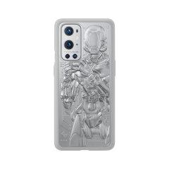 Official Unique Droid OnePlus 9 Pro Protective Bumper Case - Grey