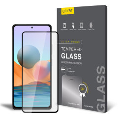 Olixar Xiaomi Redmi Note 10 Pro Max Tempered Glass Screen Protector