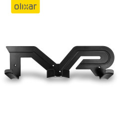 Olixar Universal Wall Mount Bracket For VR Headsets - Black