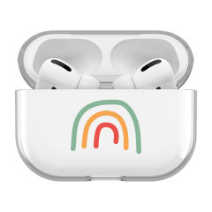 Lovecases AirPods Pro 2 Protective Case - Abstract Rainbow