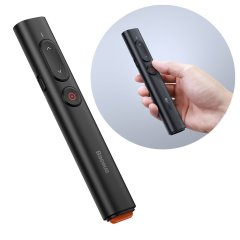 Baseus Wireless USB Presentation Remote With Laser Pointer