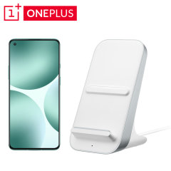 Official OnePlus 9 Warp Charge 50W Fast Wireless Charger- White
