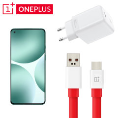 Official OnePlus 9 65W Fast Charging USB-C Wall Charger & 1m Cable