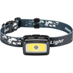 Goobay High Bright 240 6W LED Dimmable Head Torch
