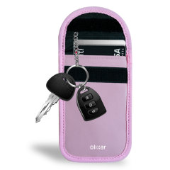 Olixar RFID Car Key Signal Blocking Pouch - Rose Gold