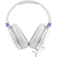 Turtle Beach Recon Spark Wired Gaming Head With Mic - White