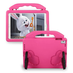 "Olixar iPad Air 9.7"" 2013 1st Gen. Child-Friendly Handle Case - Pink"