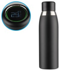 4Smarts Triple Insulated Smart Water Bottle W/ Audio Reminder - 500ml