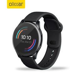 Olixar OnePlus Watch Film Screen Protectors - Two Pack