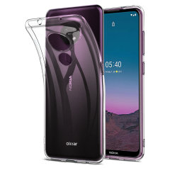 Olixar Ultra-Thin Nokia 3.4 Case - 100% Clear