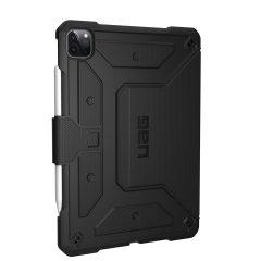 "UAG Metropolis iPad Pro 12.9"" 2021 5th Gen. Protective Case - Black"
