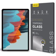 Olixar Samsung Galaxy Tab S7 FE Tempered Glass Screen Protector