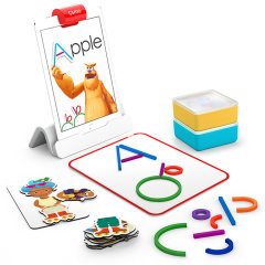 Osmo Little Genius 4 in 1 Learn & Play Starter Kit For iPad (Ages 3-5)