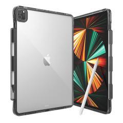 "Ringke Fusion X iPad Pro 12.9"" 2021 5th Gen. Case - Smoke Black"