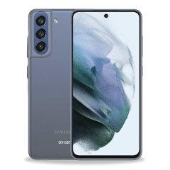 Olixar Samsung Galaxy S21 FE Ultra-Thin Case - 100% Clear