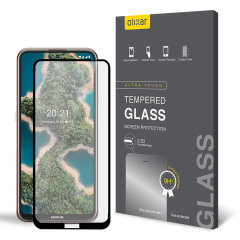 Olixar Nokia X20 Tempered Glass Screen Protector
