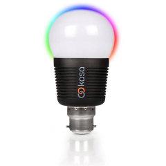 Veho Kasa Bluetooth App Controlled Smart LED B22 Lightbulb 7.5W