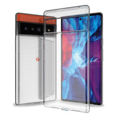 Olixar Ultra-Thin Google Pixel 6 Pro Case - 100% Clear