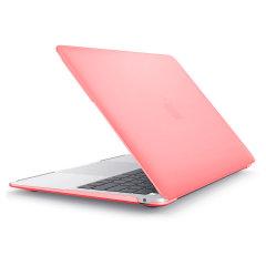 Olixar MacBook Air 13 Inch 2020 Protective Case - Matte Pink