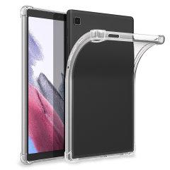 Olixar Flexishield Samsung Galaxy Tab A7 Lite Anti-Shock Case - Clear