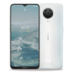 Olixar Flexishield Nokia G20 Ultra-Thin Case - 100% Clear