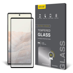 Olixar Google Pixel 6 Pro Full Cover Tempered Glass Screen Protector