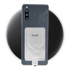 Olixar Sony Xperia 10 III 10W Wireless Charging Pad & Wireless Adapter