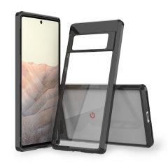Olixar Exoshield Google Pixel 6 Pro Tough Case - Black