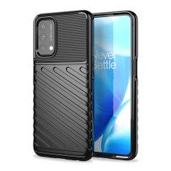 Olixar OnePlus Nord N200 5G Tough Case - Black