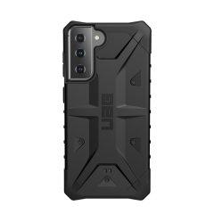 UAG Pathfinder Samsung Galaxy S21 FE Protective Case - Black