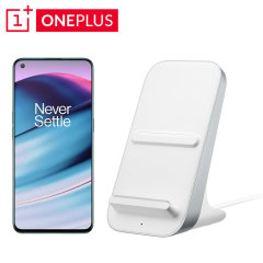 Official OnePlus Nord CE 5G Warp Charge 50W Wireless Charger - White