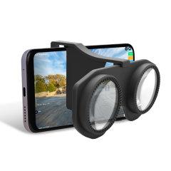 Bitmore OnePlus Nord CE 5G Foldable Virtual Reality Eye Snap Glasses