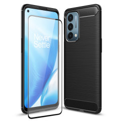 Olixar Sentinel OnePlus Nord N200 5G Case And Glass Screen Protector