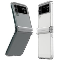 Araree Nukin 360 Samsung Galaxy Z Flip 3 Case - Crystal Clear