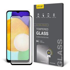 Olixar Samsung Galaxy A03S Tempered Glass Screen Protector