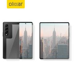 Olixar Front & Back Samsung Galaxy Z Fold 3 Film Screen Protector