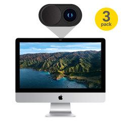 Olixar Anti-Hack Webcam Cover for iMacs - 3 Pack