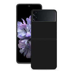 Olixar Fortis Samsung Galaxy Z Flip 3 Protective Case - Black