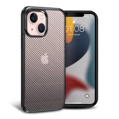 Olixar ExoShield iPhone 13 Bumper Case - Midnight