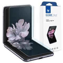 Whitestone Dome Silk Samsung Galaxy Z Flip 3 Glass Screen Protector