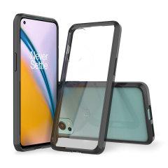 Olixar Exoshield OnePlus Nord 2 5G Bumper Case - Black
