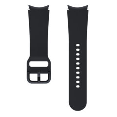 Official Samsung Galaxy Watch 4 Classic Sport Band - 20mm, M/L - Black