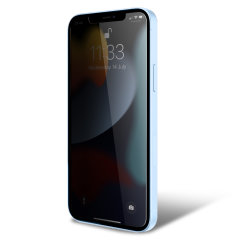 Olixar iPhone 13 Pro Privacy Tempered Glass Screen Protector