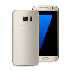 Olixar Flexishield Samsung Galaxy S7 Edge Ultra-Thin Case - 100% Clear