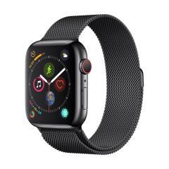 Devia Apple Watch Series 7 41mm Milanese Watch Strap - Black