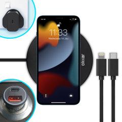 Olixar iPhone 13 Pro Complete Fast-Charging Starter Pack Bundle