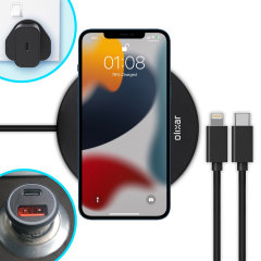 Olixar iPhone 13 Complete Fast-Charging Starter Pack Bundle