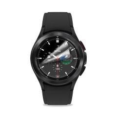 Olixar Samsung Galaxy Watch 4 Classic TPU Screen Protector - 42mm